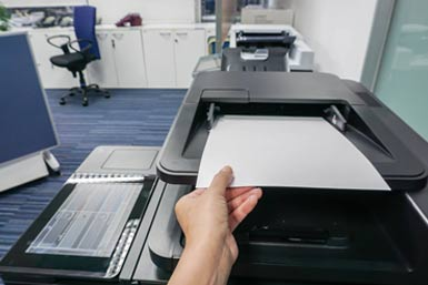 Paper Waste In The Office: Print Or Not To Print?